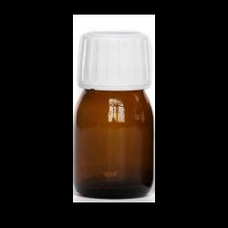 Leere Flasche 30 ml für Lotion-Einstellmittelgemisch