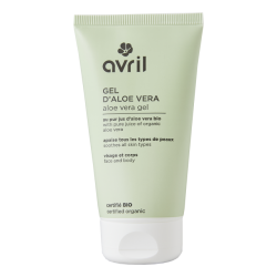 Gel of aloe vera 150 ml certified Bio
