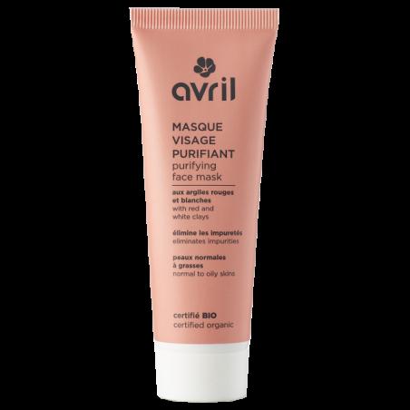 Purifying Facial Mask 50 ml certified bio