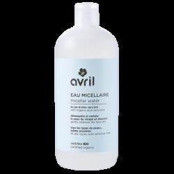 Agua micelar 500 ml certificada como bio