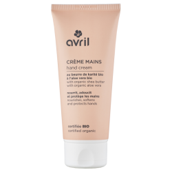 Cream for the hands 100 ml certified Bio