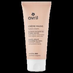 Crema de manos 100 ml certificada como bio