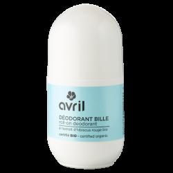 Déodorant bille 50 ml certifié Bio