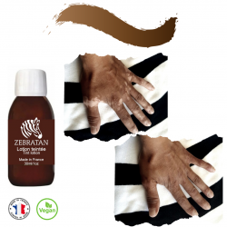 Zebratan 30ml Deep Brown