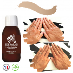 Zebratan 60ml Beige Brown
