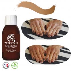 Зебратан 60ml коричневый