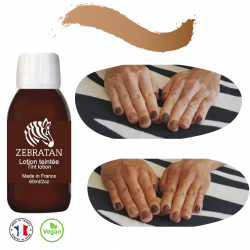 Zebratan 60ml Medium brown