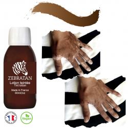 Zebratan 60ml Marrón oscuro
