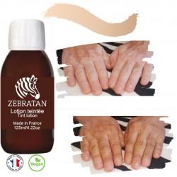 Zebratan 125ml Beige clair