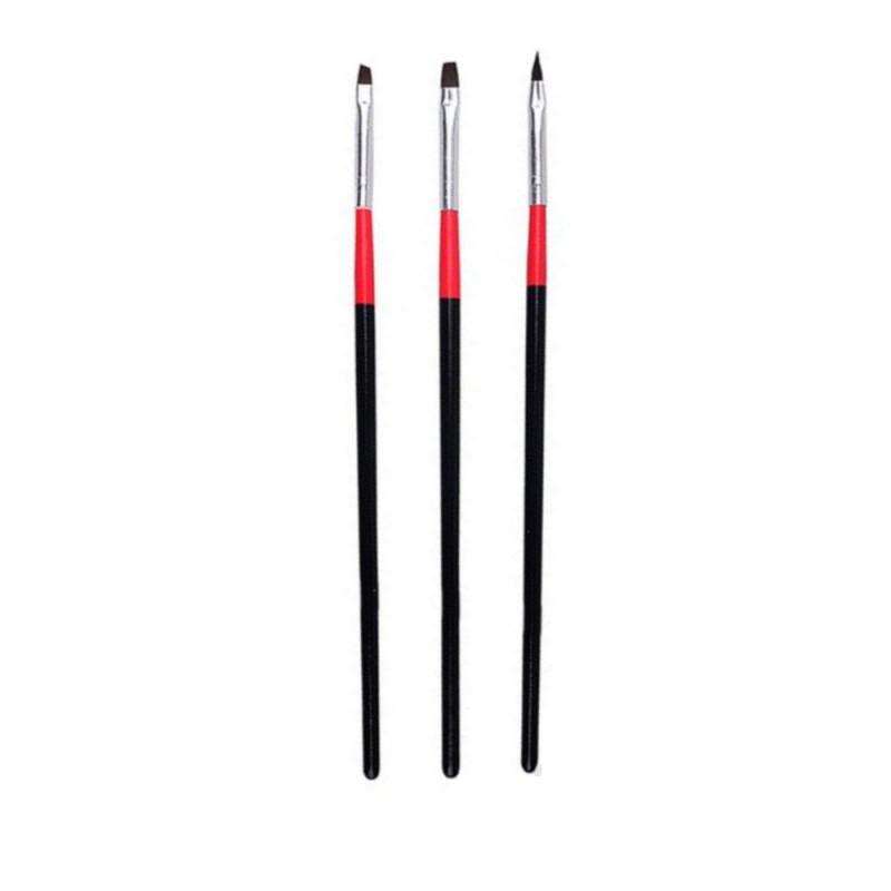 Trio di pennelli ad alta precisione