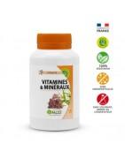 Compléments alimentaires français, renforcer l'immunité, et vitamines